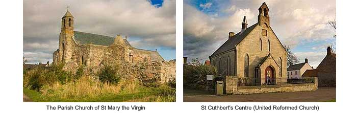 Holy Island Churches Together