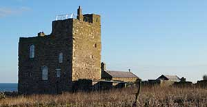 Tower on the Inner-Farne