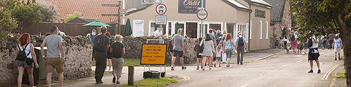Lindisfarne Hotel _ Oasis Cafe