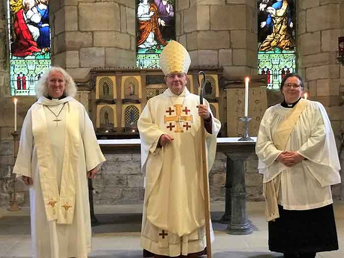 Ordination of Samantha Quilty