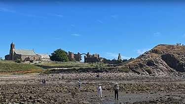 Lindisfarne Geologys